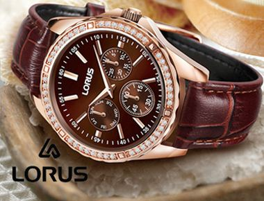 Lorus horloges Dames